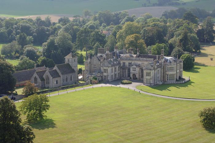 Wiston Estate